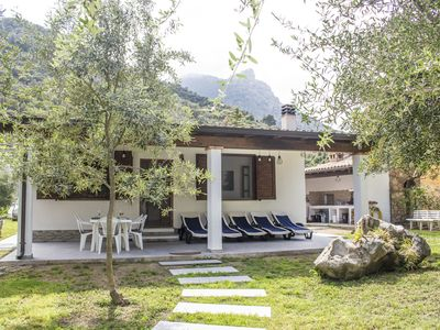 Photo for Beautiful villa 300 meters from the sea