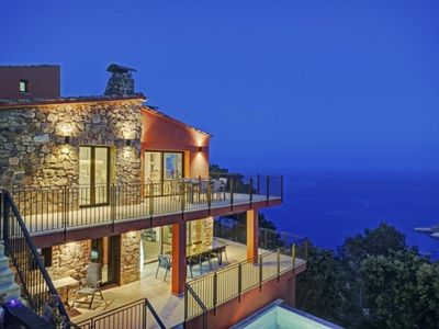 Photo for Begur Villa, Sleeps 10 with Pool, Air Con and WiFi