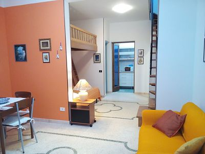 Photo for Vacation home Marina Di Andrano in Castro - 3 persons, 1 bedrooms