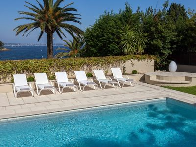 Photo for Palm Beach - Villa for 16 people in Cannes