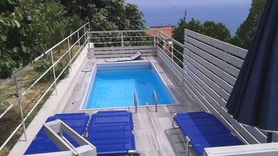 Photo for Overview home with pool in Capo d'Orlando