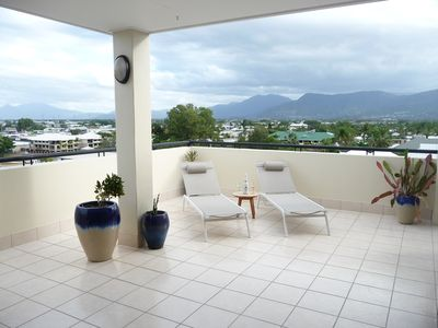 Photo for Penthouse Paradise - make your stay in Cairns special!