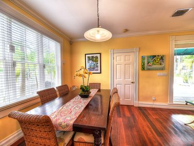 Photo for Enjoy a luxury Casa Marina experience just a few blocks from the famous Duval St.