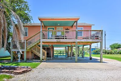 Escape to this Port O'Conner vacation rental for a memorable getaway!