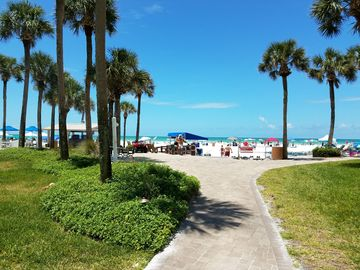 Sarasota Surf & Racquet Club, Siesta Key, FL, USA
