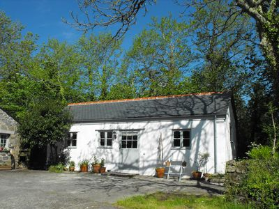 Photo for Detached cottage within walking distance of Coverack Harbour and beach