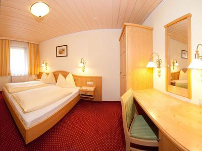 Photo for Standard double room with shower, WC - Alpina, **** Hotel