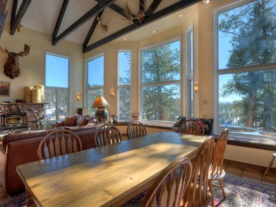 Photo for Large Private Home near Purgatory Resort Hot Tub Lake View