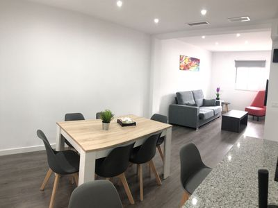 Photo for Beautiful Apartment Valencia Apartment Central flat perfect location with WIFI
