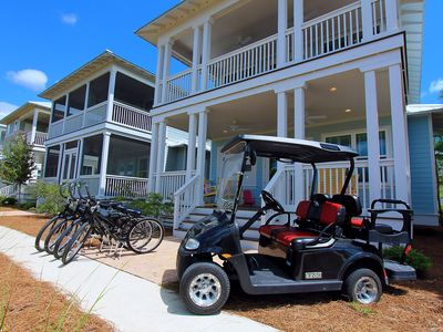 Photo for All of 2020 Rate Reduced! Golf Cart, Beach-Family Tides at NatureWalk