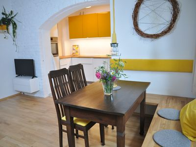 Photo for Holiday Falkennest - Comfortable, stylish in the central residential area