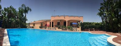Photo for Villa Bordonaro Holiday home with swimming pool