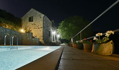 Photo for 200 Years Charming Old Stone House With The Best Of The Mediterranean Tradition