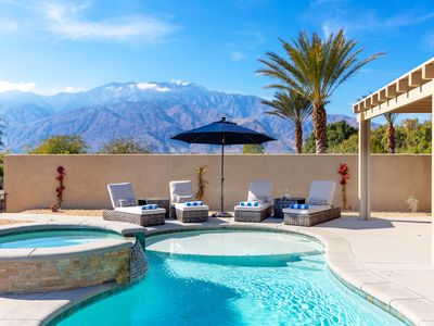 Photo for First Tee at The Desert Princess Golf Resort - Brand New Home with Pool & Spa