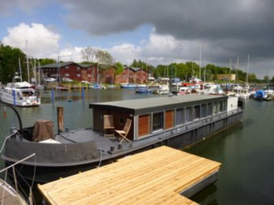 Photo for Houseboat Dänholm - houseboat