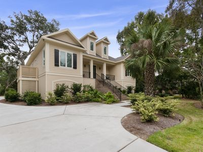 Photo for 13 Starboard Tack-5BR/5BA New construction home in Palmetto Dunes! 20% OFF Remaining 2019 Stays!