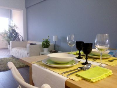Photo for Cascais: modern and renovated apartment