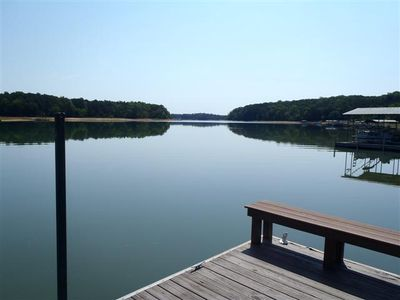 Photo for Cozy Cottage Comfort on Lake Hartwell