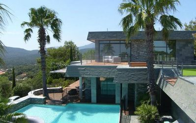 Photo for Holiday house Ste Lucie de Porto Vecchio for 10 - 12 persons with 6 bedrooms - Holiday house