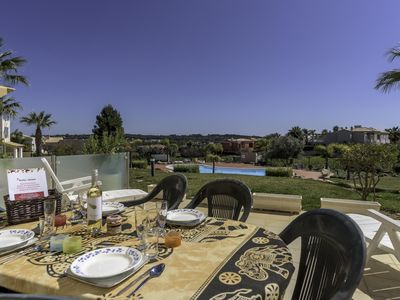 Photo for Moura with Terrace apartment in Vilamoura with WiFi, air conditioning & private terrace.