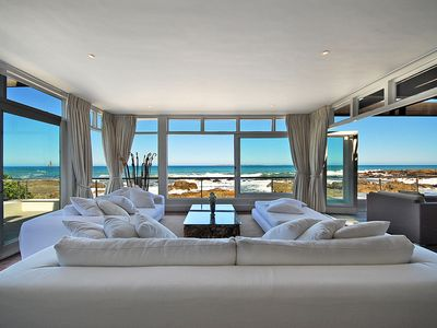Photo for An extraordinary beach house with one of the best views in the world