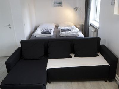 Photo for Large Double Room - Flensbed Hostel & Boardinghouse