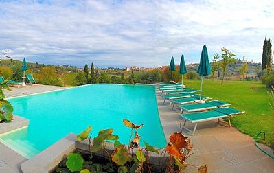 Photo for Appartamento Reginaldo G: A charming villa in the characteristic style of the Tuscan countryside, with Free WI-FI.