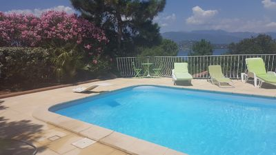 Photo for Villa with private pool close to the beach