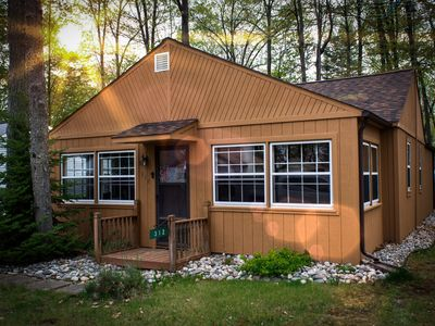 Photo for Cozy Houghton Lake Cottage - GREAT LOCATION!