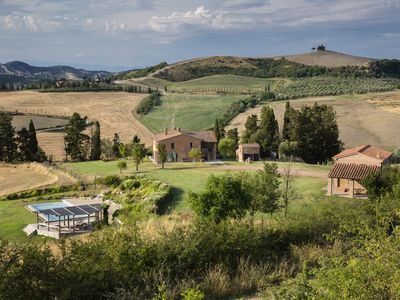 Photo for Villa in Ghizzano with 5 bedrooms sleeps 10