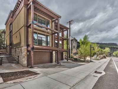 Photo for Beautiful Park City Home in Old Town with 3 Master Suites - On Free Shuttle Route!!