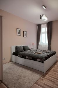 Photo for Apartment for 10 Guests Top Center of Prague