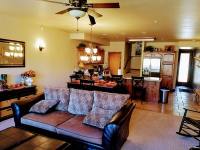 Photo for Luxury Ski In Ski Out Condo - WIFI - Great Views !