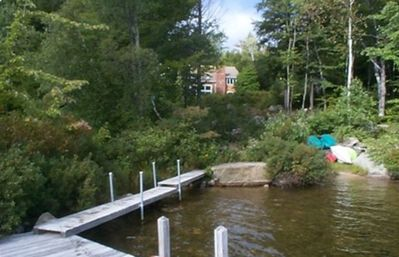Photo for PRISTINE SUNSET LAKE-200'  FRONTAGE private dock