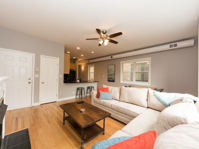 Photo for Near Downtown! 2 Bed 2 Bath Condo- Fully Appointed