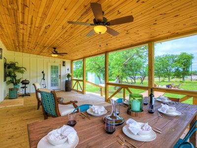 Photo for Luxurious Cottage on 3-Acre's in Fred Wine Country!