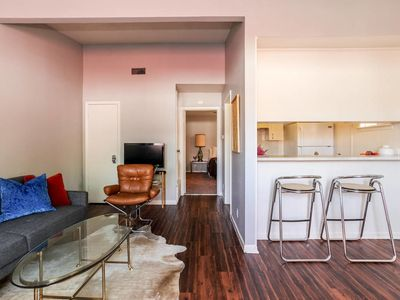 Photo for Retro & Convenient to Downtown in Burnet District