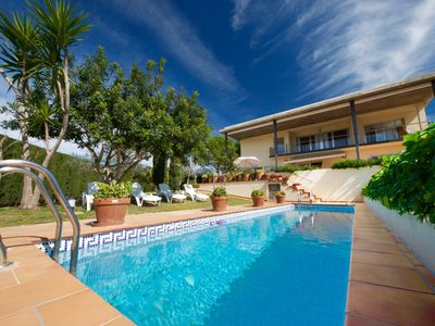 Photo for VILLA GAUDI Luxury villa just beside Cap Roig beach