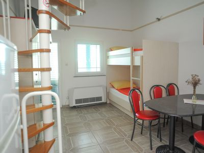 Photo for Vila Caska- ap 11 - apartment for 5 people, pool, wifi, airconditioner