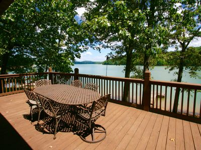 Private Lakefront Home With Mountain Vistas. Canoe And Rowboat Available. Dock.