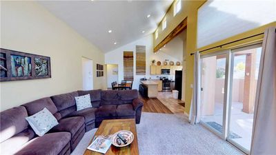 Photo for Enjoy The Views In This Condo With Complex Heated Pool, Nearby Tennis Courts, Private Patio