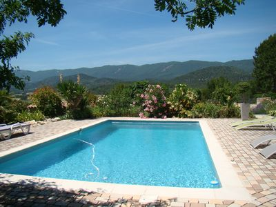 Photo for 1BR Apartment Vacation Rental in Peypin-d'Aigues, Provence-Alpes-Côte d'Azur
