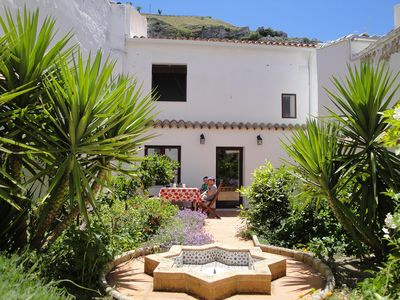 Photo for Beautiful village house in spectacular Andalucian mountain village now with Wifi