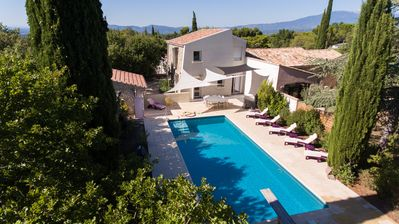 Photo for HOUSE IN PROVENCE WITH PRIVATE SWIMMING POOL