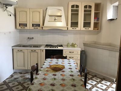Photo for Nice one bedroom apartment in San Nicola Arcella