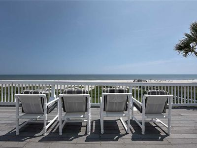 Photo for Ponte Vedra Blvd 343, 4 Bedrooms, WiFi, Beachfront, Grill, Sleeps 11