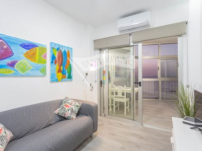Photo for Coquettish apartment in Las Canteras