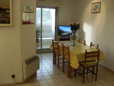 Photo for Bel Apartment comfort 5 minutes from the BEACH - La grande motte