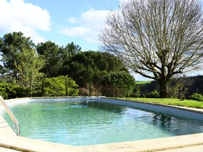 Photo for Holiday house large pool 8/10 pers MAY TO SEPTEMBER * heated pool