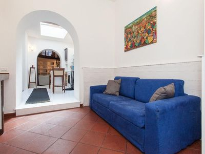 Photo for Rome Sweet Home with Private Terrace